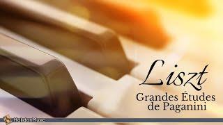 Liszt - Grandes études de Paganini (Piano: Rogerio Tutti)