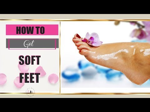 How To Get Soft Feet in 3 Easy Steps - Foot Care Tips|TamiGlamiMumi