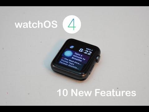 watchOS 4 Beta 1: 10 new features