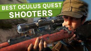 Top 10 Best Oculus Quest Shooters - Summer 2021
