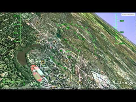 How to fly in Google Earth