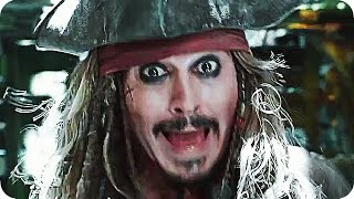 Pirates of the Caribbean 5: Dead Men Tell No Tales Trailer 4 (2017)
