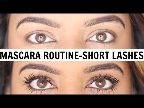 Tips for How to Make Short Lashes Look Long