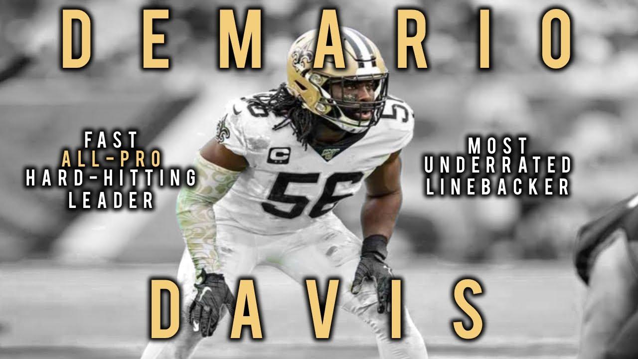 "Demario Davis 2019 Highlights | ""League's Most Underrated LB/Player"" ᵂᴰ⁴ᴸ"
