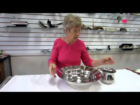 Stainless Steel Hand Washing and Bowl