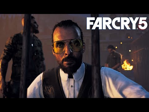 Far Cry 5 Part 16 - Dinner Time and We Must Be Strong Missions: Abducted Again by Jacob Seed