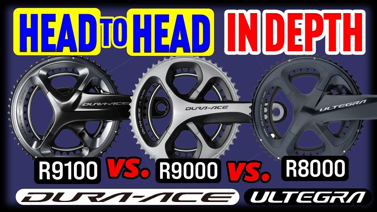 Dura Ace di2 vs Ultegra di2 #Shimano #Raodbike #Cyclist