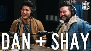 Dan + Shay In Studio with Bobby Bones