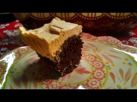 How to Make Hershey's Black Magic Chocolate Cake