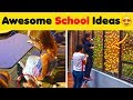 Creative School Ideas 🎒😍
