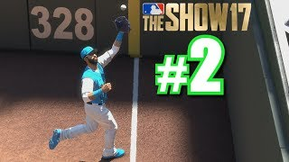 SCARING THE CRAP OUT OF MY OPPONENTS!   MLB The Show 17   Battle Royale #2