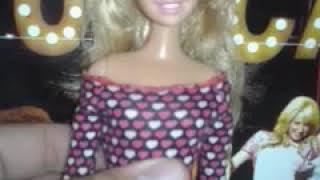 High school musical doll (sharpay singing doll )