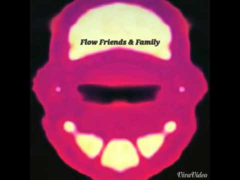 Flow Friends & Family logo
