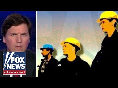 Tucker: Something ominous is happening to men in America