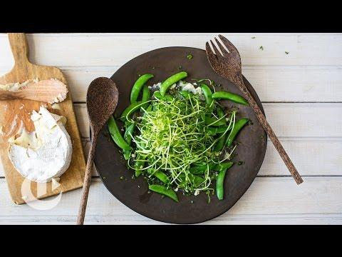Sugar Snap Pea Salad | Melissa Clark Recipes | The New York Times