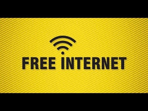 How to get free internet on your PC! 2018