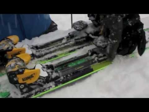 Atomic Tracker 16 Alpine Touring Bindings