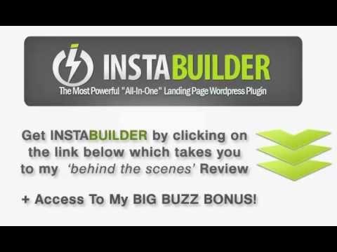 Instabuilder Review and a Bonus That Makes Sense!
