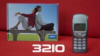 Nokia 3210 unboxing