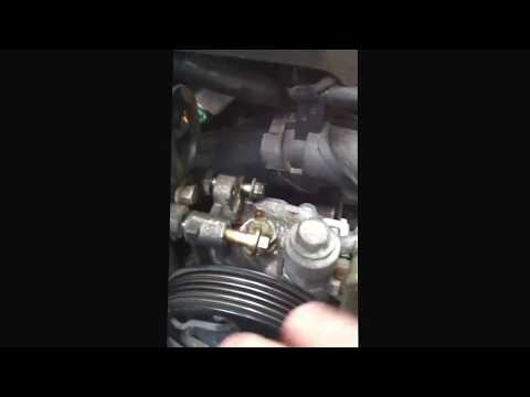 2006 Mazda 6 thermostat replacement 1