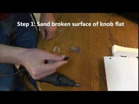Lamp Knob Hack Repair