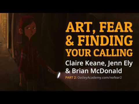 Claire Keane, Jenn Ely & Brian McDonald on Art, Fear & Finding Your Calling (Part 2) :: ArtCast #93