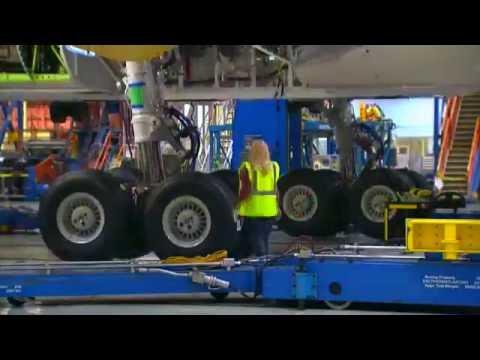 Boeing Tour Seattle, Future of Flight