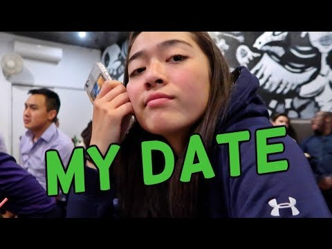 Our First Date | Hot Pot In CHINATOWN | NYC