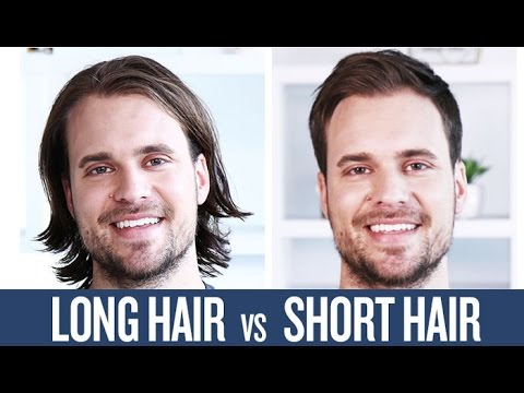 Men's Hairstyles: Long vs. Short Hair (Pros and Cons)