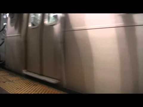 N Train 8th Street NYU