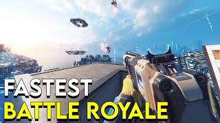 The Fastest Battle Royale Ever! (Hyper Scape)