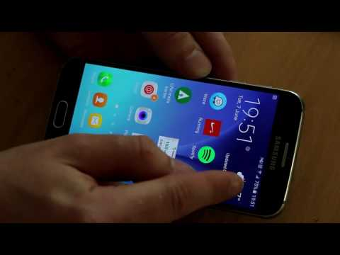 Samsung galaxy S6 review- user experience