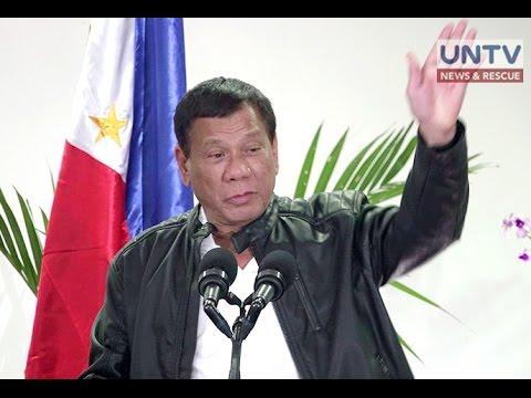 Pres. Duterte, balik-bansa na matapos ang working visit sa Cambodia, Hong kong at China
