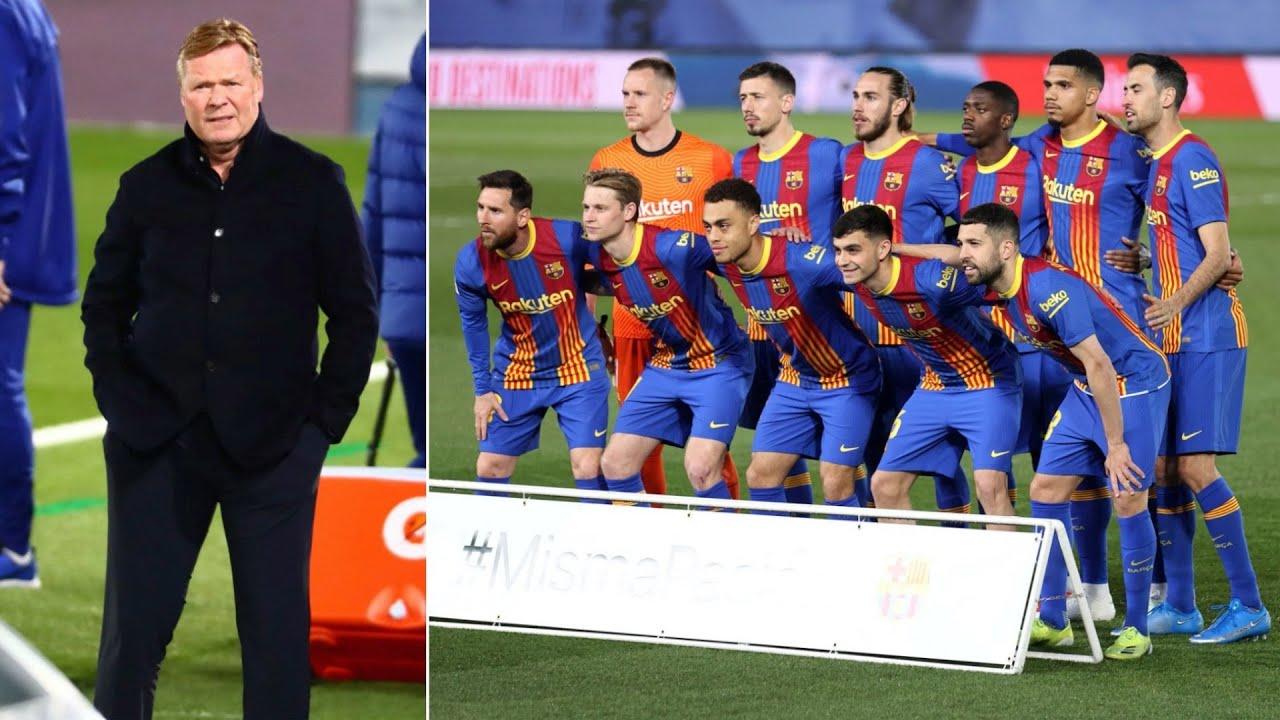 Koeman, Dembele & Pedri criticised after El Clasico defeat - is it FAIR? But Ilaix Moriba shines!
