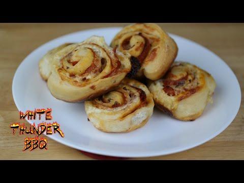 Pepperoni Rolls Recipe   White Thunder BBQ