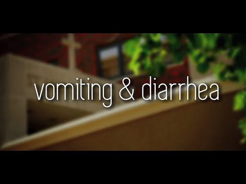 Children with Vomiting and Diarrhea