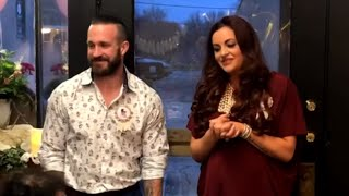 Maria & Mike Kanellis reveal their baby