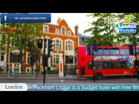 Best Western London Peckham Hotel - London Hotels, UK