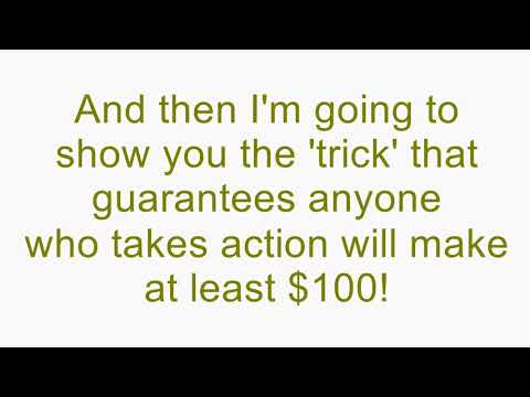 Video Cash - Step By Step Training