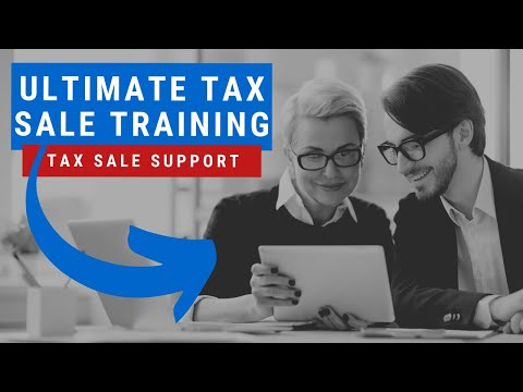 Ultimate Tax Lien Certificates & Tax Deed Foreclosure Investing Tutorial Workshop