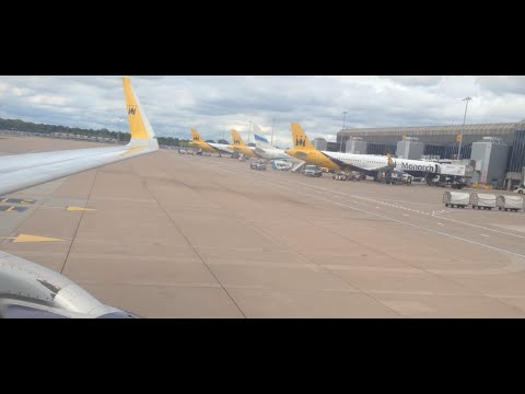 Monarch Airlines A321 - Manchester - Tenerife South - FULL FLIGHT