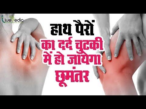 कैसे करे पैरों की ऐंठन को दूर जानिए इस वीडियो से - Muscle Cramps Causes & Treatment - Live Vedic