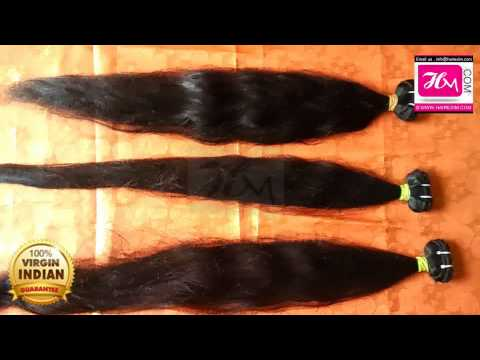 Indian Weave Human Hair Extensions Wholesale Suppliers Chennai India