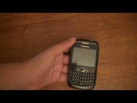 iSkin Blackberry 8530 case