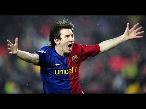 Lionel Messi (Music Video) - Goals, tricks, skills, celebration, 09 FIFA Player of the Year ceremony