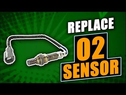 Replacing Bank 2 O2 Sensor on Lexus ES300, Toyota Camry, Solara and Avalon