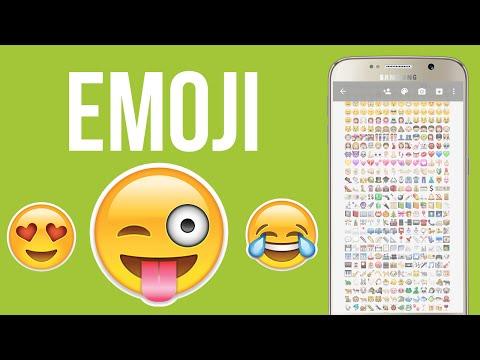 Utiliser des Emoji sur Android !
