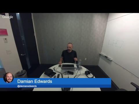 ASP.NET Community Standup - August 29th, 2017 - New Camera