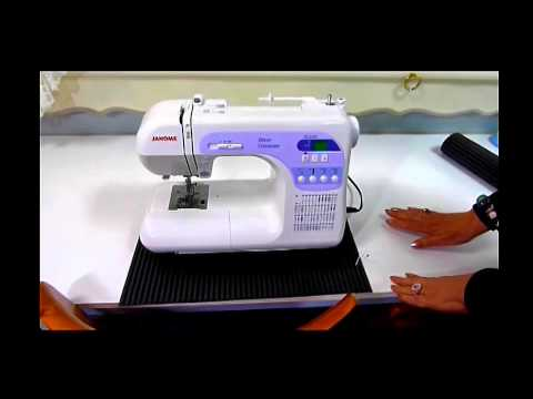 Benefits of using a sewing machine mat - Maree Pigdon Sewing Classes.m2ts