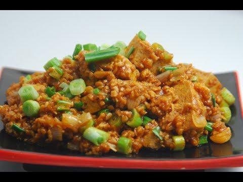 Beancurd with Soy Granules | New Season | Cooksmart | Sanjeev Kapoor Khazana